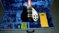 Kytara Rickenbacker Model 350/12V63 Liverpool